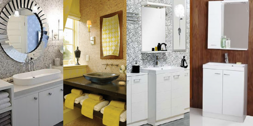 Selection of the bathroom furniture is crucial not less than other area in your home, various bathroom furniture such as storage and other places can be hidden so that saves space and practical bathroom.